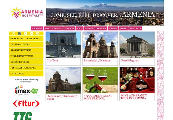 Компания «Драго Барзини» запустила веб-сайт ООО «Л. С. Фантур»