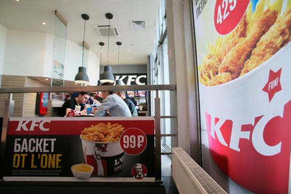 Сбербанк стал совладельцем франчайзи KFC